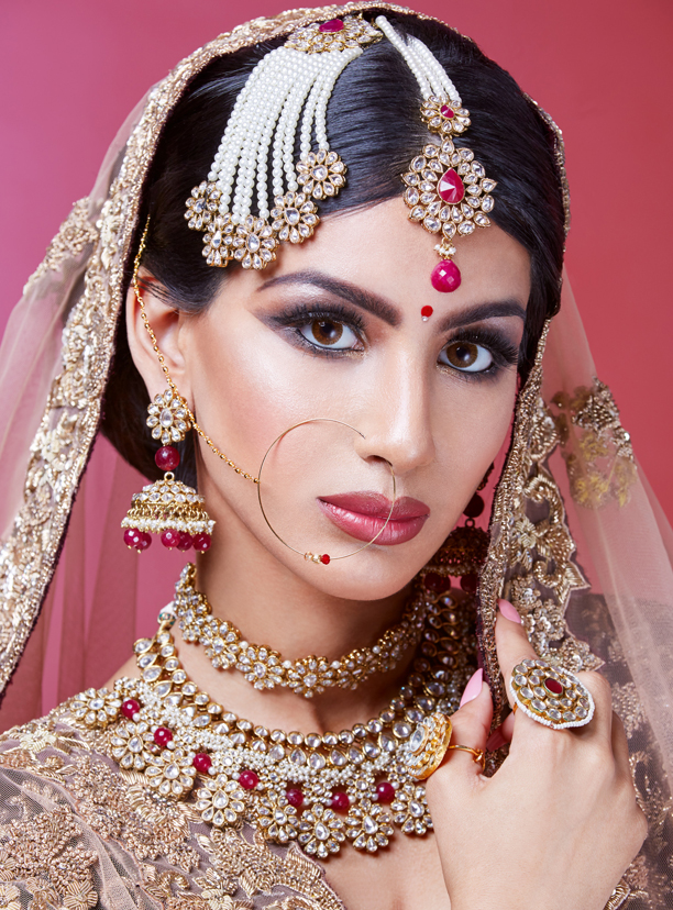 Makeup, Bridal, Hair