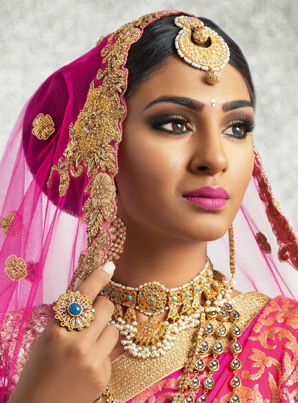 London Makeup Bridal