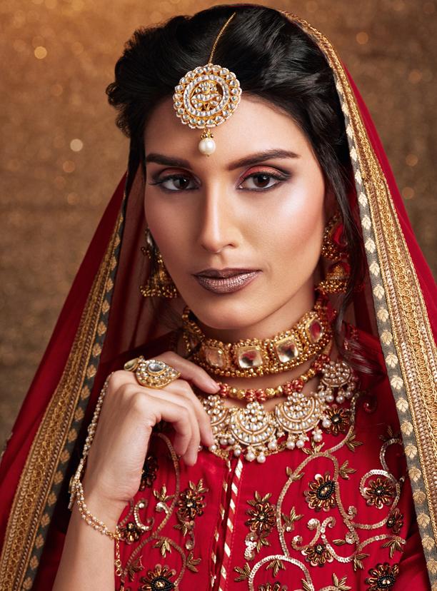 Bridal, Hair, Makeup, Henna