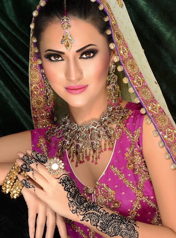 Woman Asian Bride Magazines London 74