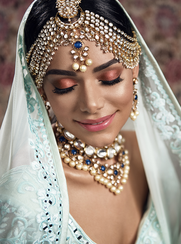 Bridal, Makeup, Registry, Traditional