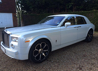 Car Hire, Luxury, Wedding Day