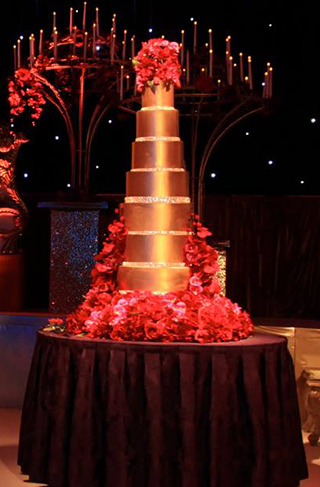 Wedding Cakes, Luxury