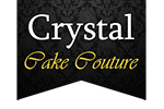 Crystal cake couture