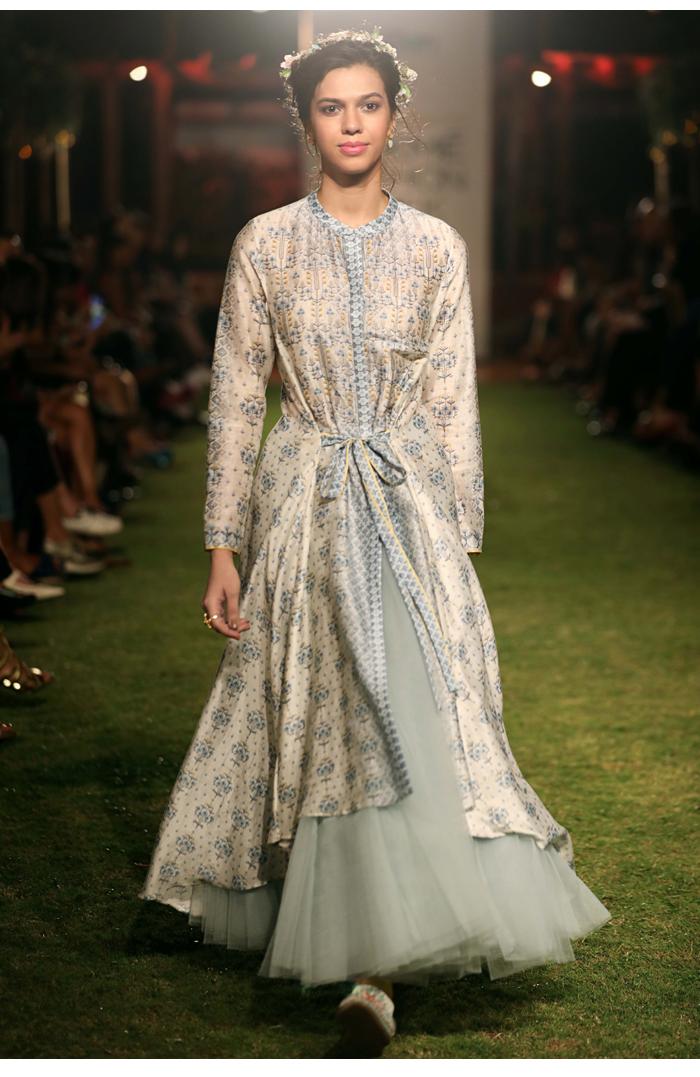 27275836cf2a Anita Dongre at Lakmé Fashion Week 2018    Khush Mag