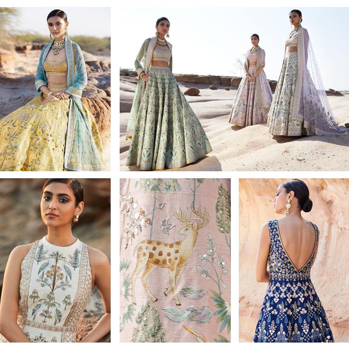 First look: Anita Dongre Pichhwai :: Khush Mag
