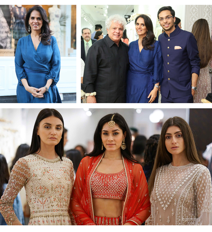 Anita Dongre opens a new store in NYC :: Khush Mag
