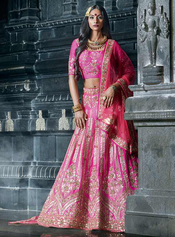 Lenghas, Suits, Sarees, Gown, Bridalwear