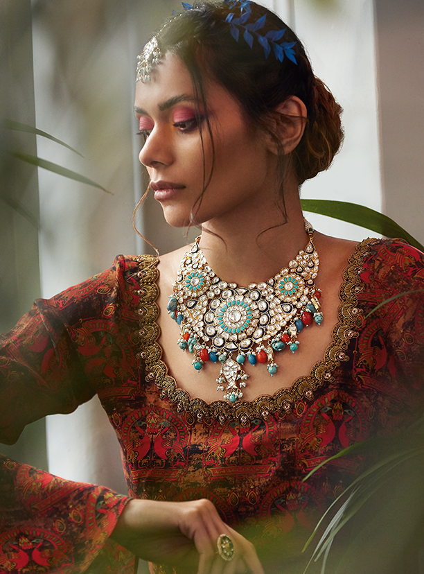 Jewellery, Indian Jewellery, Bridal Jewellery, Aurora