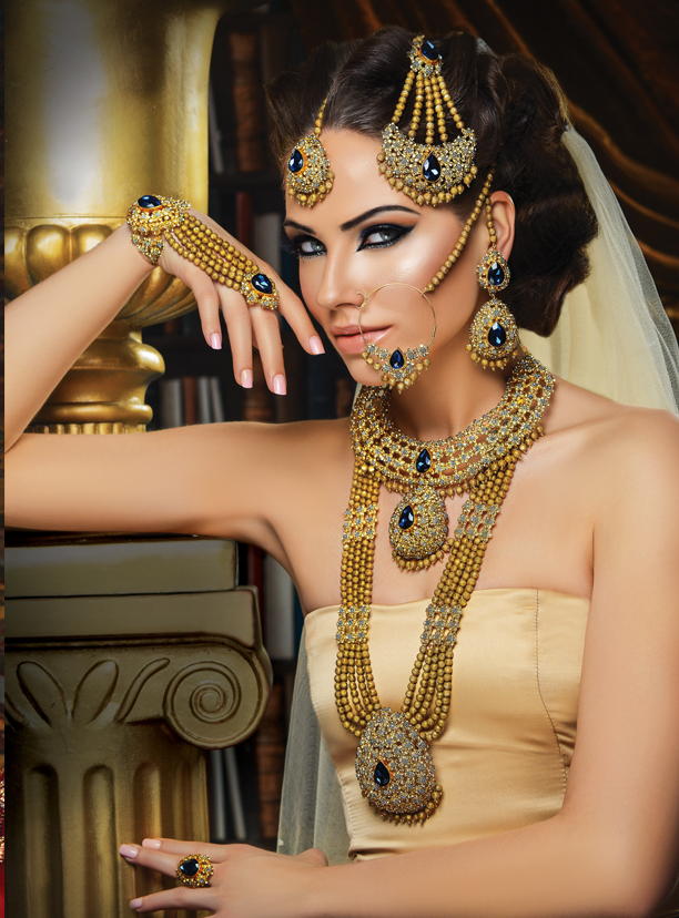 Jewellery, Gold, Silver, Bridal