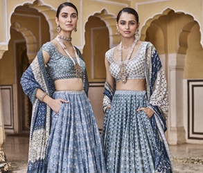 Bridal, Fashion, Couture, Anita Dongre, Lehenga, Choli, India, Rajasthan