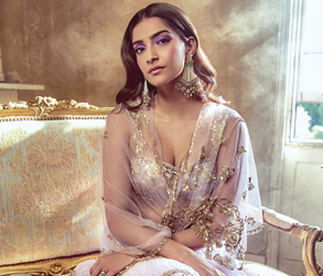 Summer, Sonam Kapoor Ahuja, Married, Wedding, Asian, Style, Couture, Big Day, Beauty