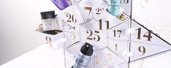 2017's Best Beauty Advent Calendars