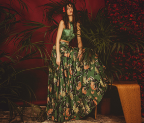 Dina Kashap London, Pret, Fashion, Summer, Bridal, Wedding, Party, Occasionwear, Lehenga, Style