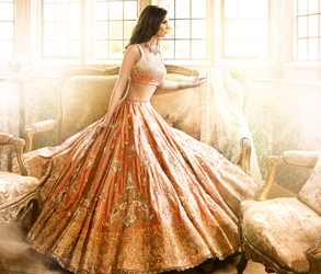 Bridal Fashion, Ekta Solanki, Designer