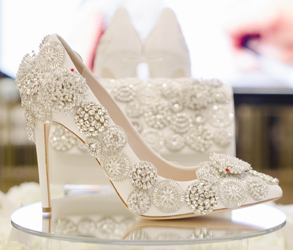 Emmy London, Shoes, Bridal, Luxury, Corinthia, Launch, Wedding, Accessories