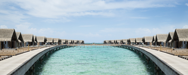 The Maldives has a new resort!