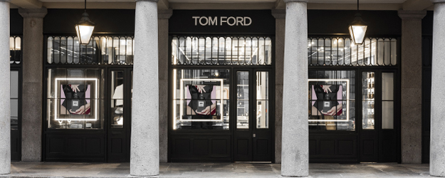 TOM FORD BEAUTY STORE OPENS IN LONDON