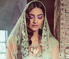 Ganga, Makeup, Sonam Kapoor, Celebrity, Style, Tom Ford, Beauty, Wedding