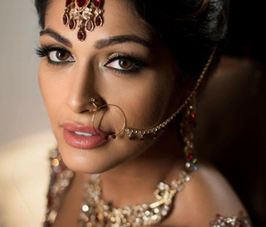 Gini Bhogal, Real Brides, Beauty, Makeup, Events, Style, Products, Big Day, Wedding