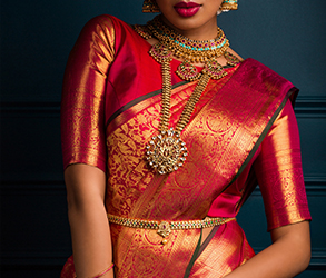 Kanchipuram Sari, Saris, Bridal Fashion