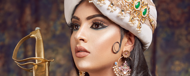 4 Regal Maharani Makeup looks