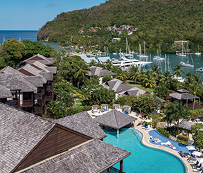 Hotel, Luxury, honeymoon, St Lucia,