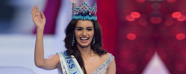 Manushi Chhillar wins Miss World
