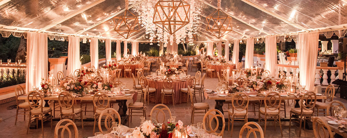 19 pretty Orange wedding details