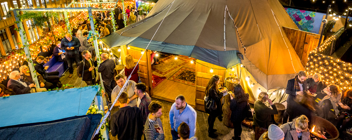 There's a piece of Marrakech in London this Winter