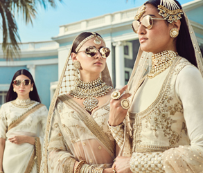 Sabyasachi, Couture, India, Bespoke, Bride, Bridal, New Season