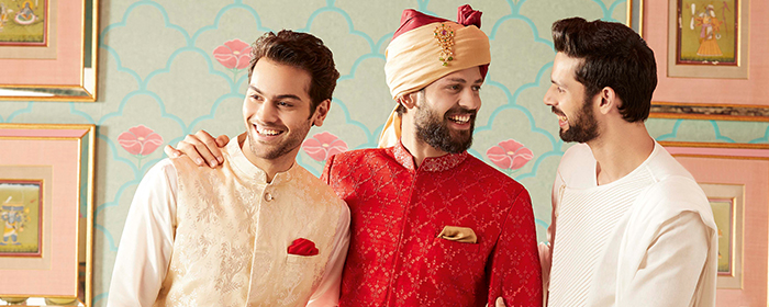 Find Your Sherwani Style