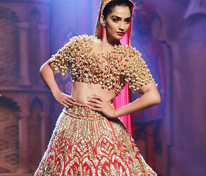 Bridal, Couture, Sonam Kapoor, Style, Fashion, Wedding, Big Day
