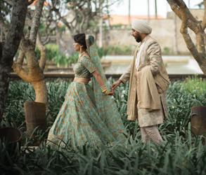 Destination Wedding, Real Wedding, Sabyasachi, Bali, Love, Wedding, Big Day, Details, Luxury, Zohaib Ali