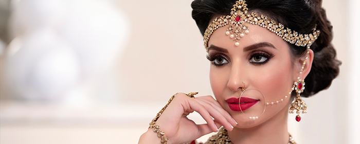 Book your Bridal Beauty Course with Aarti P