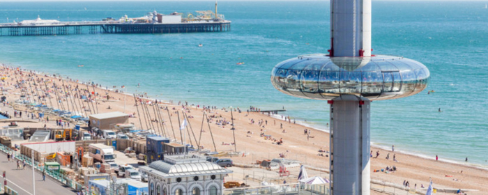 Brighton: The Perfect Hen Weekend