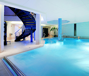 Spa Treatments, Careys Manor, Hampshire, Dining