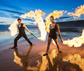 Wedding, Entertainment, Fire Artists, Reception, Amazing