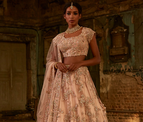 8 bridal lehnga's for every bride-to-be