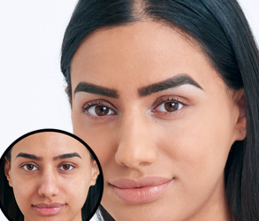 Brow mapping, Lulu Eyebrow