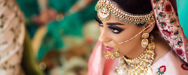 9 Brides who resembled Queens in Red Dot Jewels