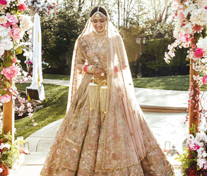 Bridal Fashion, Rimple & Harpreet, Real Bride