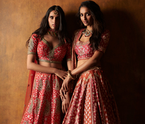 Ritu Kumar, Bridal Fashion, Indian Fashion, Bridal Trends