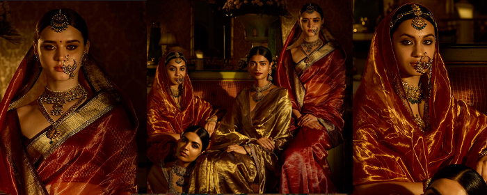 Sabyasachi: The AW17 Collections