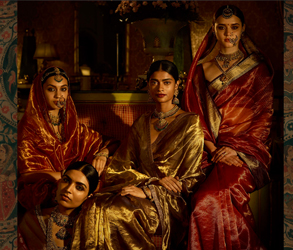 Sabyasachi, The Gulkand Collection, The Devi Collection, The Maximalist - Minimalist Collection