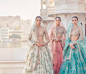 Sabyasachi, The Udaipur Collection, ss17, Spring, Summer