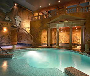 Spa, UK, Relax, Luxury