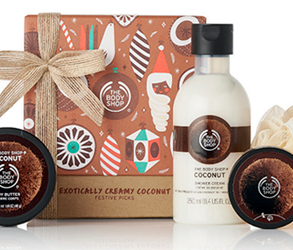 The Body Shop, Christmas Gifts, Gifts, Presents,
