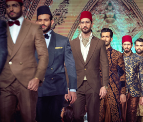 Ziggi Menswear, Bridal Couture Week, groom, Arshad Khan, chaiwala, Asian men, fashion, style, wedding