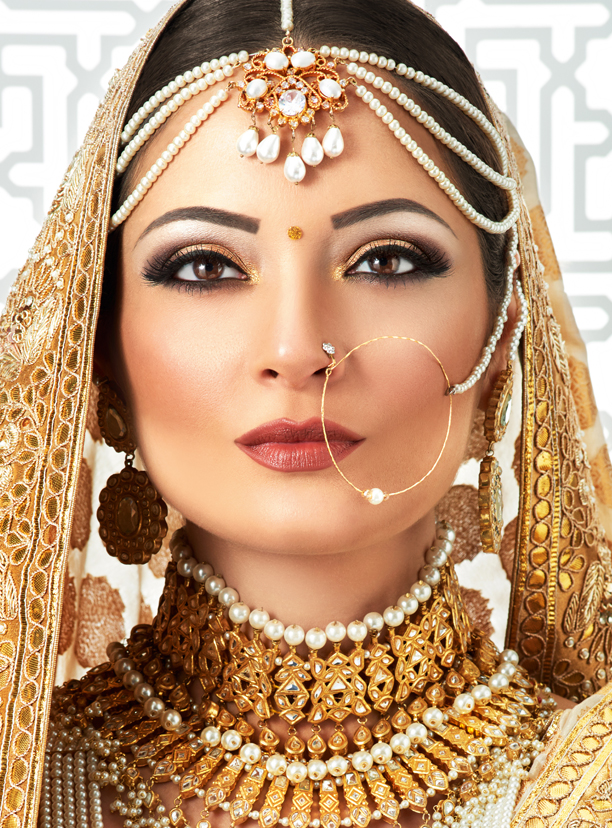 Mehndi, London, Bridal, Party, Makeup, Hair,